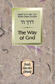 Cover of: The Way of G-d (Pocket Size Edition) | Moshe бё¤ayyim Luzzatto