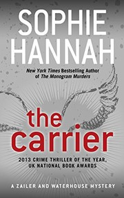 Cover of: The Carrier (A Zailer and Waterhouse Mystery)