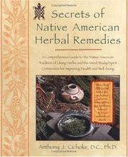 Cover of: Secrets of Native American Herbal Remedies