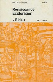 Cover of: Renaissance exploration | J. R. Hale