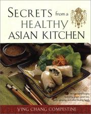 Cover of: Secrets from a Healthy Asian Kitchen