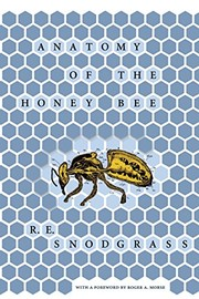Cover of: Anatomy of the honey bee | R. E. Snodgrass