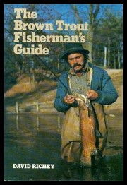 Cover of: The brown trout fisherman's guide