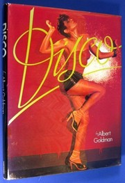 Cover of: Disco