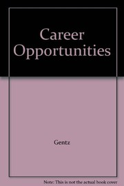 Cover of: Career opportunities in religion | William H. Gentz