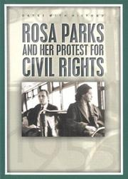 Cover of: Rosa Parks and her protest for civil rights