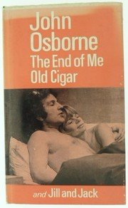 Cover of: The end of me old cigar