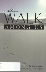 Cover of: His walk among us