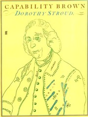 Cover of: Capability Brown