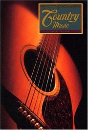 Cover of: Country Music (World of Music)