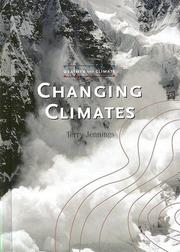 Cover of: Changing Climates (Weather and Climate) |