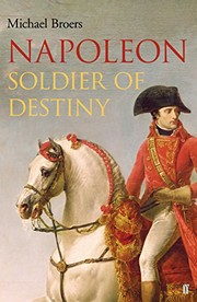 Cover of: Napoleon: Soldier of Destiny