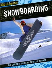 Cover of: Snowboarding (No Limits) |