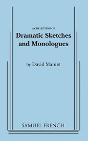 Cover of: A collection of dramatic sketches and monologues