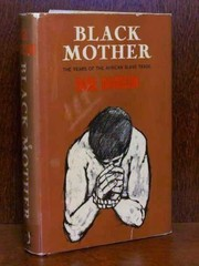 Cover of: Black mother