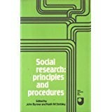 Cover of: Social research |