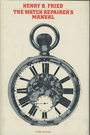 Cover of: The watch repairer