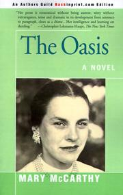 Cover of: The Oasis