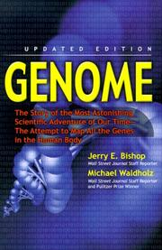 Genome by Jerry E. Bishop