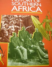 Cover of: A history of Southern Africa