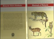 Cover of: Mammals of Malaysia | Michael Willmer Forbes Tweedie
