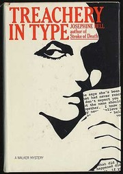 Cover of: Treachery in type