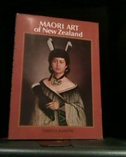 Cover of: Maori art of New Zealand | Tui Terence Barrow