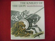Cover of: The Knight of the Lion | Gerald McDermott