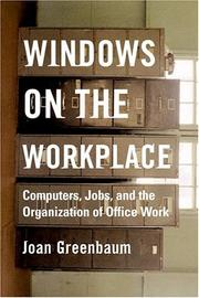 Cover of: Windows on the Workplace