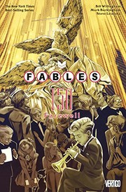 Cover of: Farewell (Turtleback School & Library Binding Edition) (Fables)