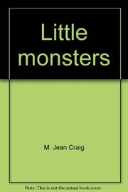 Cover of: Little monsters | M. Jean Craig