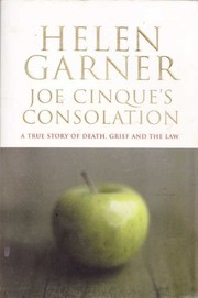 Cover of: Joe Cinque's consolation