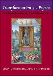 Cover of: Transformation of the Psyche | Joseph L. Henderson And Dyane N. Sherwood