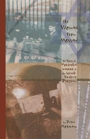 The woman from Mossad by Peter Hounam