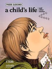 Cover of: A child's life and other stories