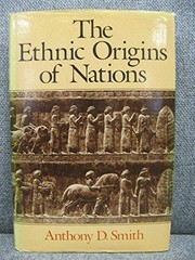 Cover of: The ethnic origins of nations | Anthony D. Smith