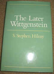 Cover of: The later Wittgenstein