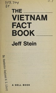 Cover of: The Vietnam fact book | Jeff Stein