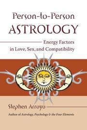 Cover of: Person-to-person astrology