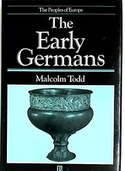 Cover of: The early Germans | Todd, Malcolm FSA.