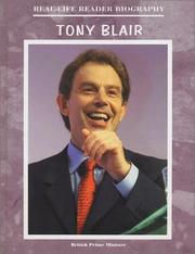 Cover of: Tony Blair | Wayne Wilson