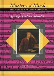 Cover of: The Life and Times of George Frederic Handel MusicMakers
