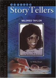 Cover of: Mildred Taylor | MeМЃlina Mangal