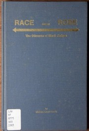 Cover of: Race versus robe | Michael David Smith
