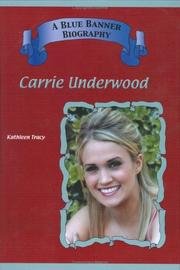 Cover of: Carrie Underwood | Kathleen Tracy