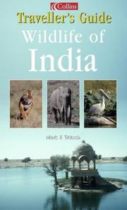 Cover of: Wildlife of India (Safari Guide S.) | Mark F. Tritsch