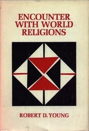 Cover of: Encounter with world religions | Robert Doran Young
