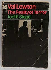 Cover of: Val Lewton: the reality of terror | Joel E. Siegel