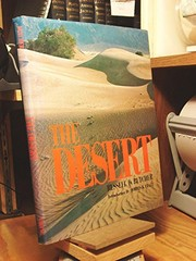 Cover of: The desert | Russell D. Butcher