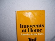 Cover of: Innocents at home